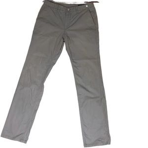 Bonobos 36x36 grey cotton chinos